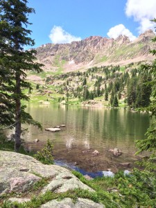 Gore Lake July 2015